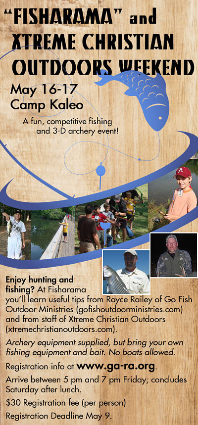 fishing and archery ministry